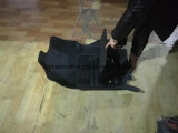 Stuoie del pavimento dell'automobile dell'azionamento 3D della mano sinistra di Renualt L90