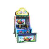 De In werking gestelde Jonge geitjes die van de arcade Muntstuk de Machine van het Spel van het Water ontspruiten