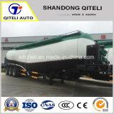 3 ciment de l'essieu vraquier transporteur remorque de camion/poudre Réservoir de matériau semi-remorque
