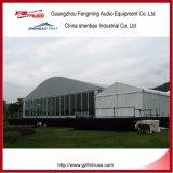 20X30m herrliches Glaswand-Zelt für das 500 Leute-Hochzeitsfest