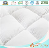 Hotel White Luxury Duck Featherbed para baixo