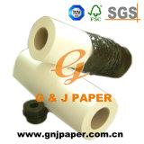 Papel de transferência de sublimação branca para impressão de imagens