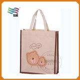 I sacchetti convenienti ecologici possono essere usati molte volte (HYbag 013)