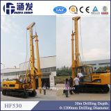 Plate-forme de forage de vente de foreuse hydraulique chaude de construction/bélier de machine pilotante/vis de pile