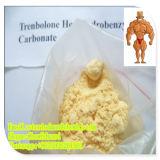 보디 빌딩 근육 이익을%s 신진대사 스테로이드 분말 Parabolan Trenbolone Hexahydrobenzyl 탄산염