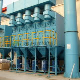Système de collecteur de poussière d'air de cartouche filtrante de Forst