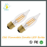 Stoele C30 6W Chandelier Lamp Candle String Lighting LED Bulb