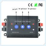 Buoni regolatore della luminosità chiave di servizio rf 3 LED per illuminazione di striscia