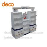 Papierausstellungsstand-Fußboden-Bildschirmanzeige-Pappladeplatten-Bildschirmanzeige