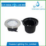 고성능 LED에 의하여 중단되는 지하 빛 LED 정원 빛