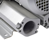 0.85kw alta eficiencia de aluminio anillo de aire del ventilador