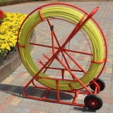 8mm * 250m Fiberglass Cable Push Duct Rodders