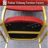 Горячая продавая красная ткань обедая стул оптовое Yc-Zl13-11