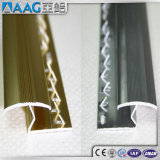 Perfil de aluminio/de aluminio de la protuberancia del sistema de la pared de partición de la oficina