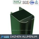 Profil en aluminium en aluminium direct du Nigéria Afrique de vente d'usine pour le guichet et la porte