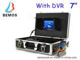 Appareil-photo sous-marin imperméable à l'eau de la pêche IP68 de long câble avec DVR