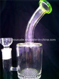 pipes de fumage en verre du modèle a-76 neuf avec des conduites d'eau qualité et conduite d'eau en verre de vente chaude