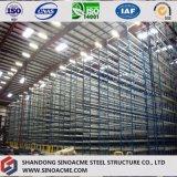Atelier de construction en acier lourdes Sinoacme / bâtiment industriel pour la production