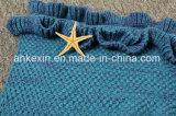 Talla de encargo el 70% Orlon y manta de la sirena de la tela de algodón del 30%
