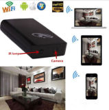 WiFi1080p Portable Mobile Power Bank Night Vision IP Câmera de rede Video Recorder Mini DVR