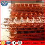 Het zelf het Beklimmen X Systeem van de Steiger van het Frame (Fabriek in Foshan sinds 1999)