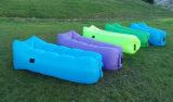 Bâti de sofa gonflable pliable en nylon paresseux de sommeil d'air pour camper (G055)