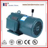 Moteur électrique de frein électromagnétique triphasé approuvé de la série Yej2 de la CE de Yej-132m-4 7.5kw