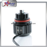 High Power V16 Turbo Car LED Ampères com farol H1 H3 H4 H7 H11 9005 9006 30W 3600lm LED Head Light