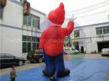 Pagliaccio gonfiabile gigante, pubblicità gonfiabile con il prezzo promozionale