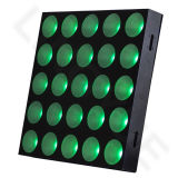 DJ Fase 25x30W de luz LED Matrix Blinder