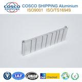Customized 6.063-T5 perfil de alumínio anodizado com superfície para iluminação de LED