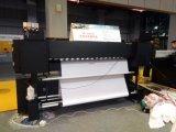 принтер тканья цифров большого формата 1.85m с головками двойника 5113