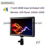 "4k Monitor LCD de 7"" para a câmara"
