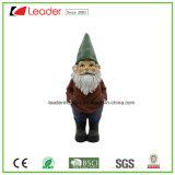 Новейшие Polyresin Gnome статую Craft декоративные украшения для дома и сада орнаментом