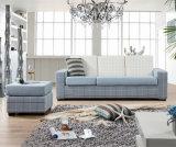 Sofá Home da tela da L-Forma da mobília
