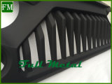 Gladiator Angry Bird Style Paintable Hood Grille pour Jeep Wrangler Jk