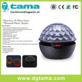 altofalante sem fio claro de Bluetooth da modalidade de iluminação do diodo emissor de luz da potência 3W multi