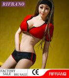 158cmの美しい日本の女の子の性の人形の実質の人形