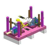 Le moulage par injection de moulage mécanique sous pression pour des pièces d'auto