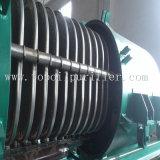 閉鎖タイプ環境に優しい水平オイル出版物のろ過機械(HFD-5)