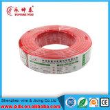 Conduttore isolato PVC di rame Bvr di memoria di 4 Sqmm