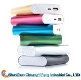 Côté de pouvoir du logo 10400mAh de Customed pour le téléphone mobile