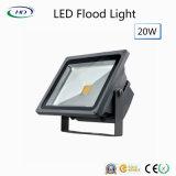 serie clásica de la luz de inundación de 20W LED para la luz del jardín del LED