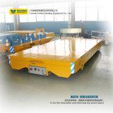 De Kar van de Overdracht van het Spoor van het Staal van zware Ladingen die in Scheepsbouw wordt toegepast