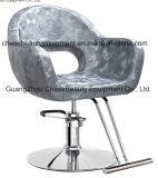 Hydraulische Herrenfriseur-Stuhl-anredende Stuhl-Salon-Acrylmöbel