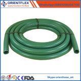 Tubo de mangueira de sucção de água de PVC de grande diâmetro