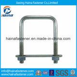 Bullone quadrato della testa U dell'acciaio inossidabile Ss316/Ss304 del fornitore della Cina