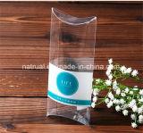 Rectángulo de empaquetado del PVC del claro plástico al por mayor de la alta calidad