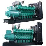 комплект генератора силы 50Hz 1600kw/2000kVA тепловозный двигателем дизеля Yuchai