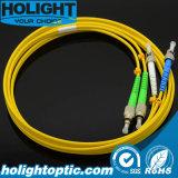Caf pour câble de raccordement à fibre optique ST